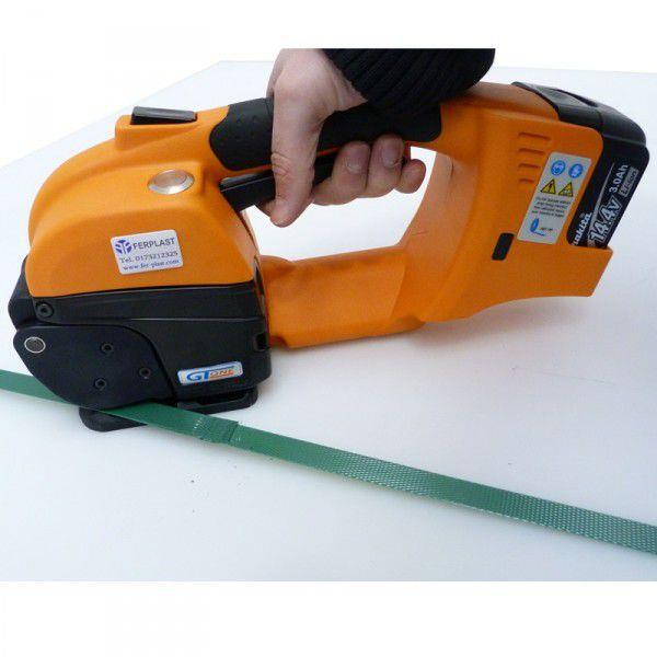 battery strapping machine 10mm 16mm new price cheap