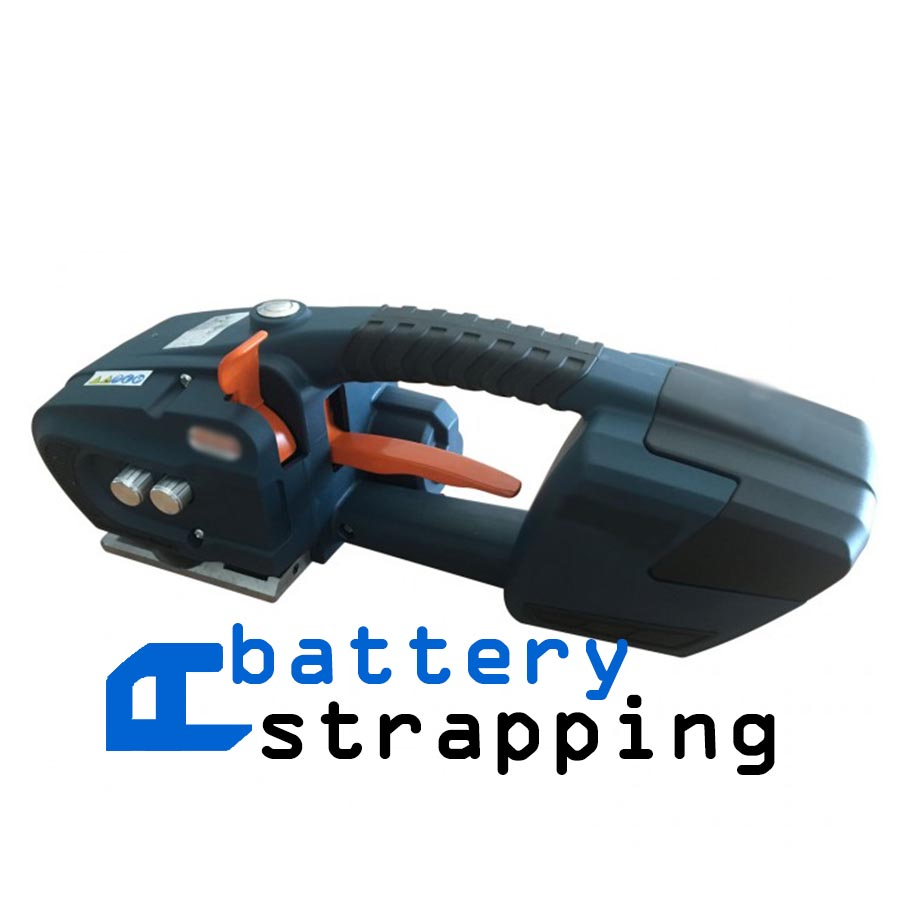 "battery banding strapping machine TES 12-16mm, 1/2"" - 5/8"" PET PP strap"
