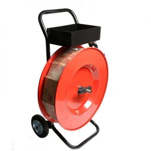 PETstrapping dispenser cart price 405mm PET strap